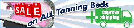 Replacement Tanning Lamps