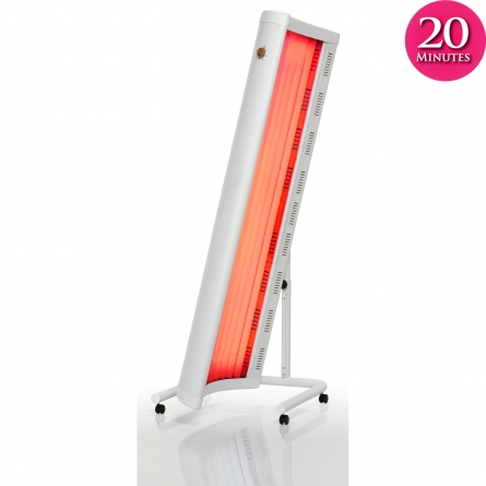 sunfire 12 beauty red light therapy bed. Black Bedroom Furniture Sets. Home Design Ideas