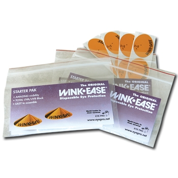 Wink Ease 30 Pair Kit Wolfftanningbed Com