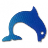 Dolphin Tanning Body Stickers