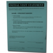 Tanning Bed Consent Statement